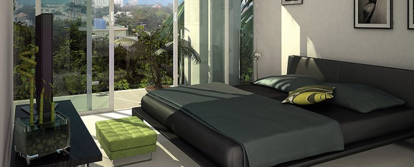 A low rise, high specification condotel situated on Prathumnak Hill, the most prestigious real estate location in the area, Absolute South Beach is a lifestyle icon offering a superb variety of high-end apartments ranging from 32 square metres to 75 square metres over only seven floors. Interiors are designed in a contemporary Thai style and offer the greatest amount of natural light, finished to the highest standard all with complete furniture collections, kitchens, ample storage and fully air-conditioned.